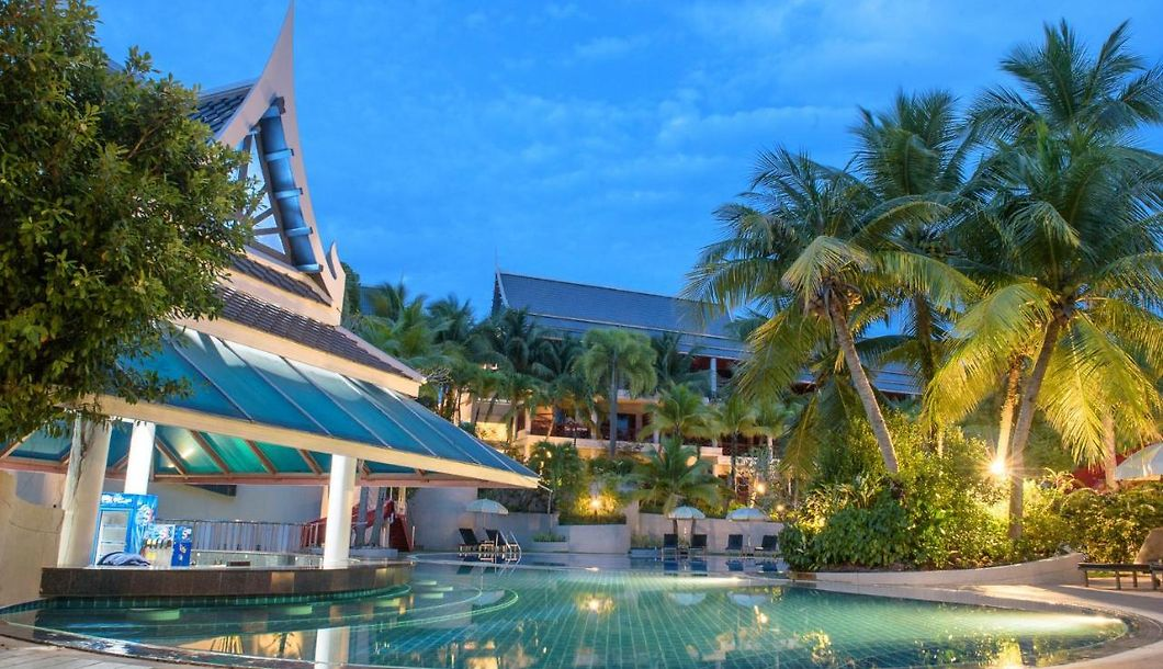 Krabi Thai Village Resort 4 Star Accommodation With Bay View